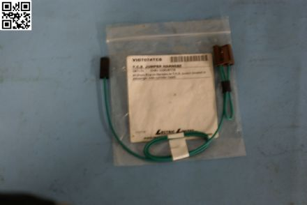 1971-1974 Corvette C3 Throttle Control Switch Jumper Harness, New, Box A